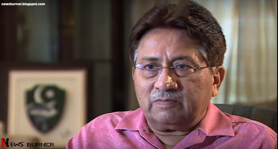 General Pervez Musharraf's ' Exile '