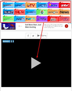 Live Streaming Bola di Tv Online