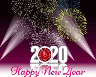 personalised new year wishes 2020 in advance