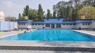 Gamatics Swimming Pool