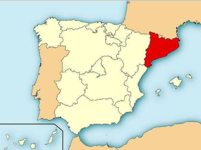 Αποτέλεσμα εικόνας για ΚΑΤΑΛΟΝΙΑ χαρτης