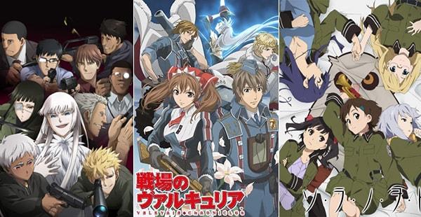 15 Rekomendasi Anime Military Terbaik Pilihan Fans