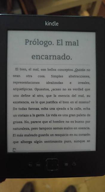 Inicio de la novela Arthur al otro lado, de Francesc Barrio Julio - Cine de Escritor