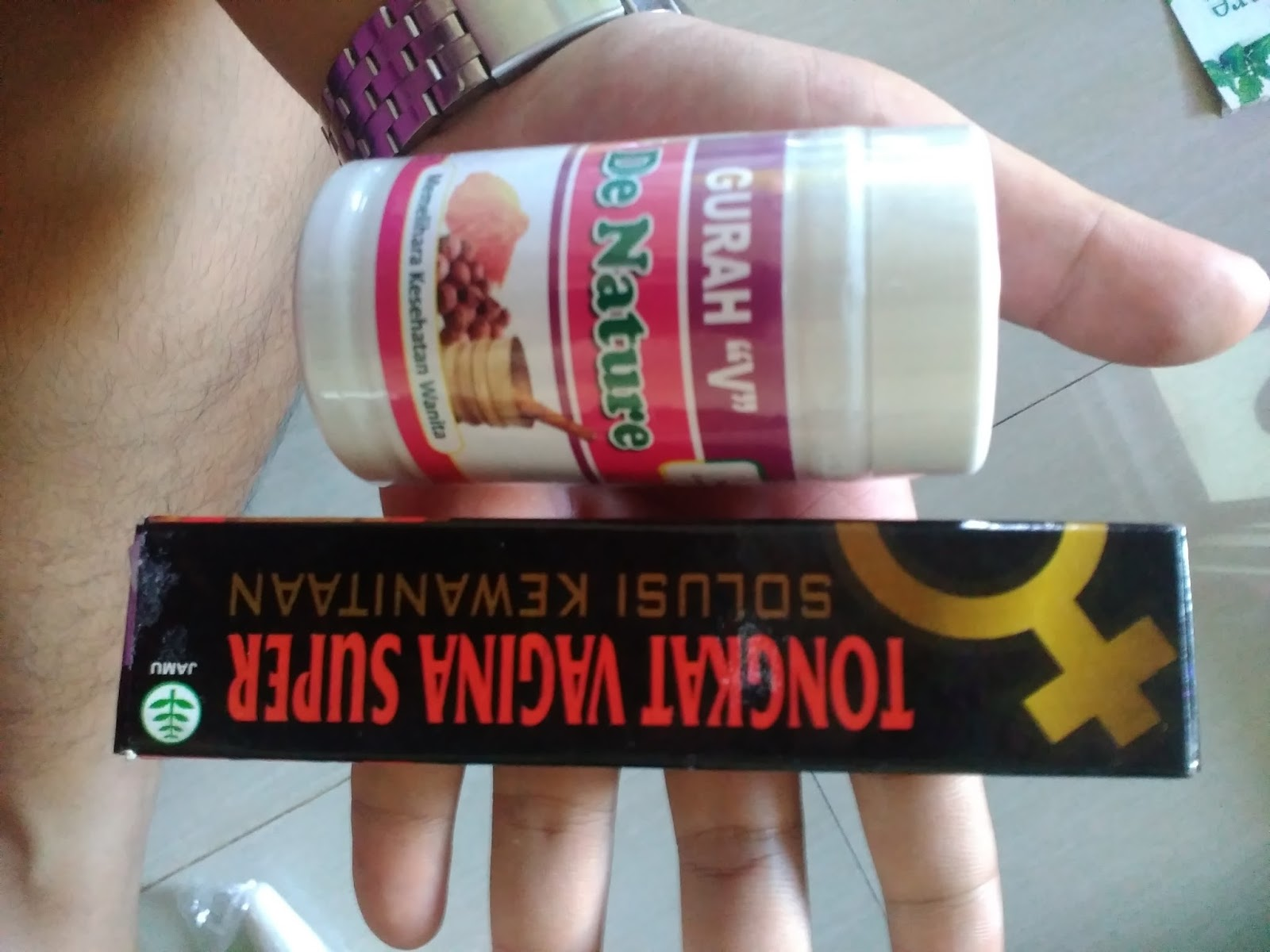 obat keputihan berwarna kuning dan bau