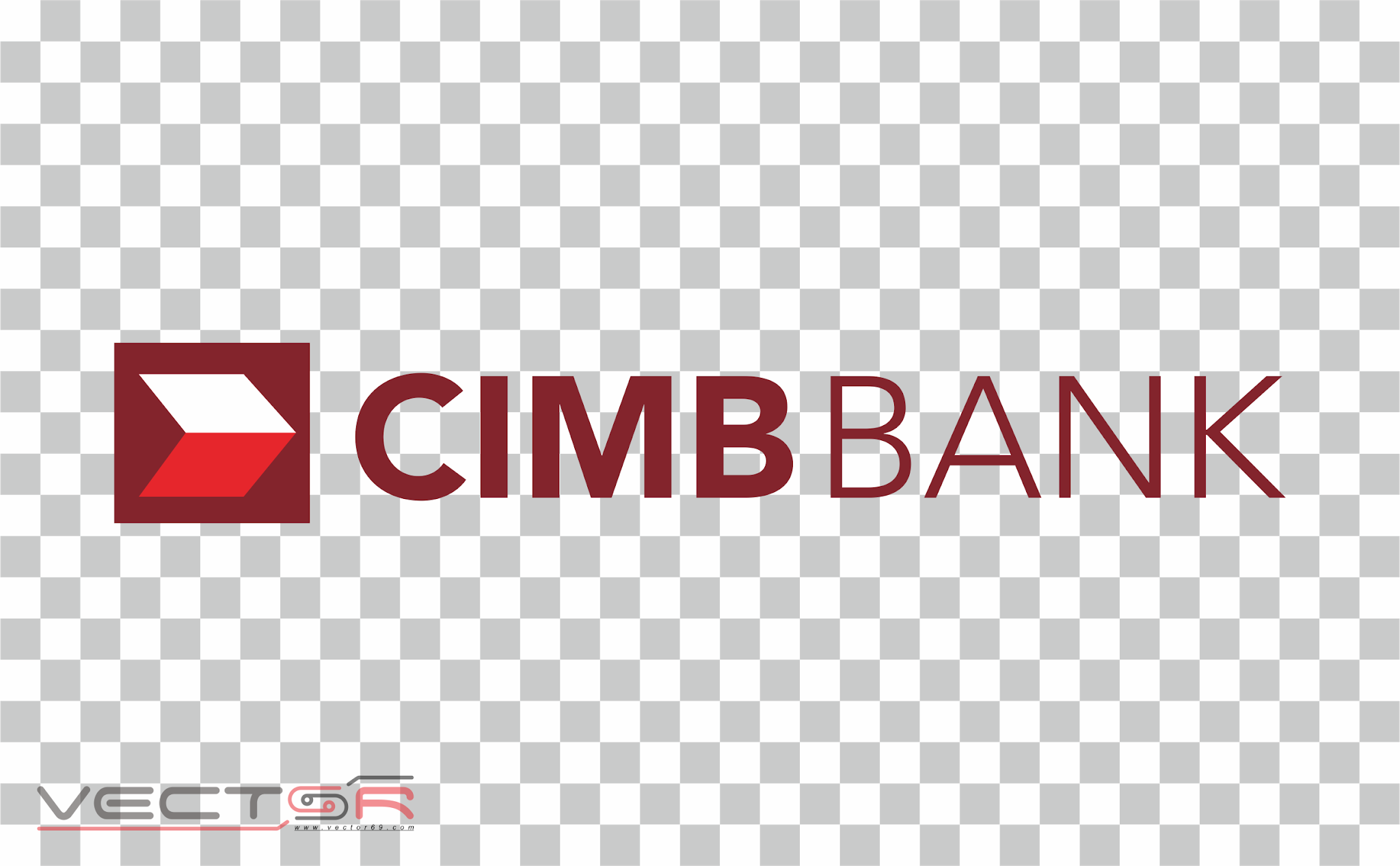 CIMB Bank Logo - Download Vector File PNG (Portable Network Graphics)