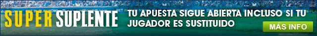 WilliamHill promocion super suplente 30 abril