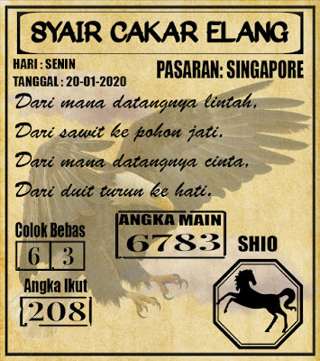 SYAIR SINGAPORE 20-01-2020