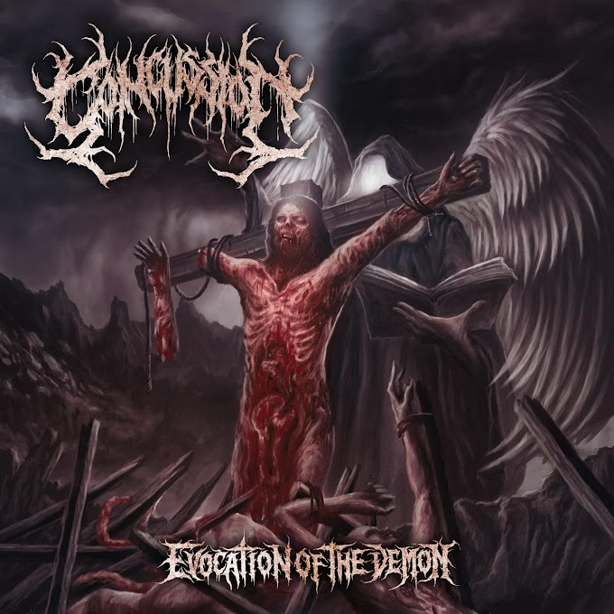 Concussion - Evocation Of The Demon [EP] (2020)