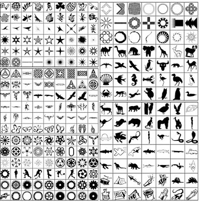 800+ Photoshop Shapes