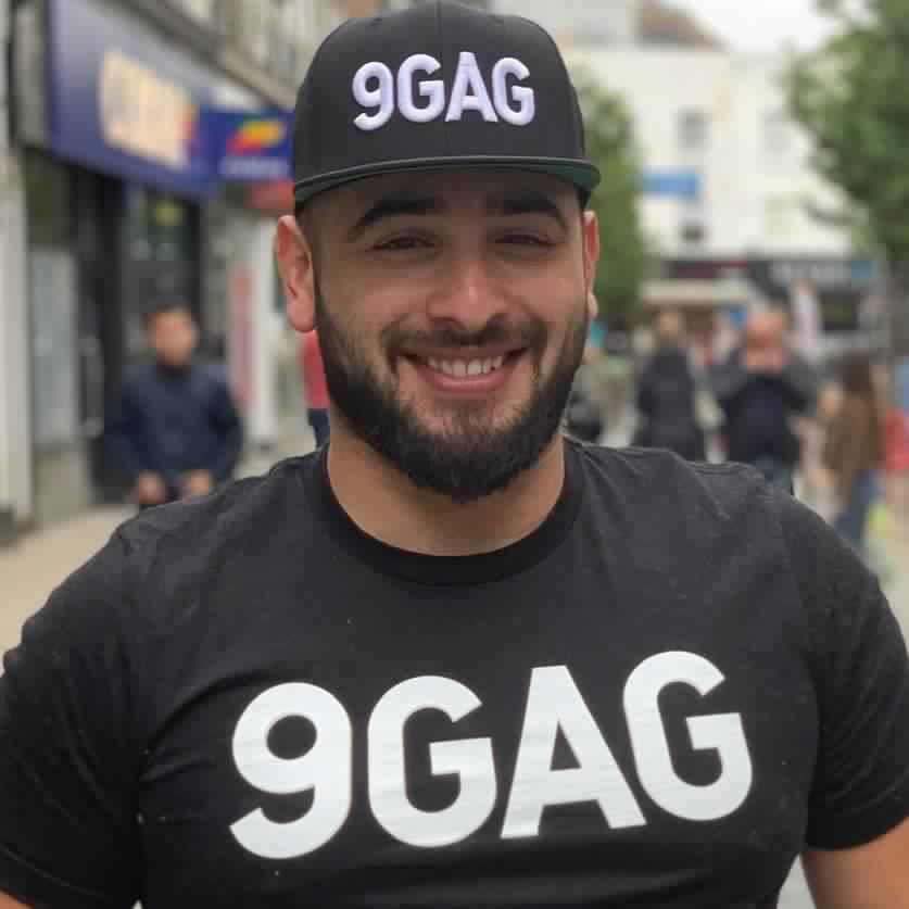Goubran Bahou: Top Male TikTok Influencers In The UK