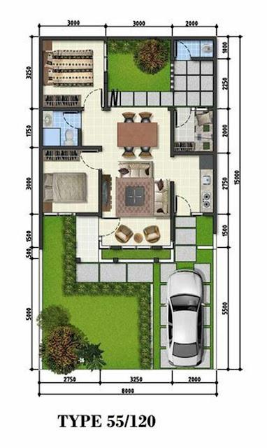Mendesain denah rumah minimalis harus benar-benar fungsional. Merencanakan desain rumah sesuai kebutuhan jangka panjang menjadi faktor kenyamanan rumah yang akan dibangun.
