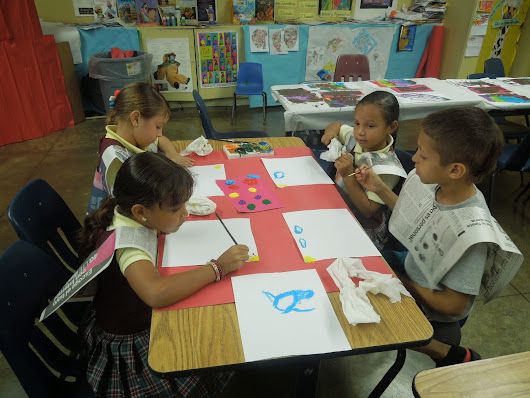 The Learning Spot: Clase Pintura