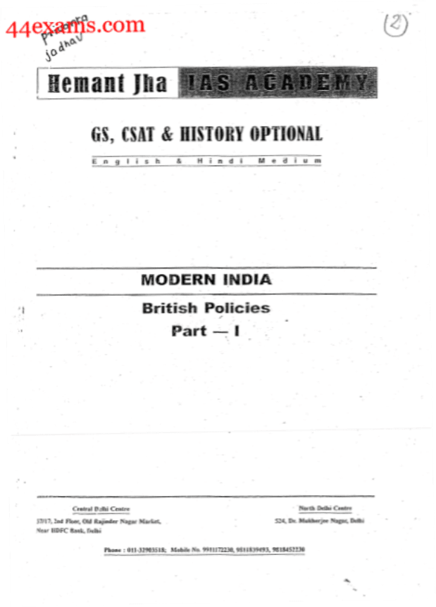 Modern-History-of-India-by-Hemant-Jha-For-UPSC-Exam-PDF-Book