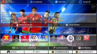 FTS 19 Mod FIFA 19 Apk Data