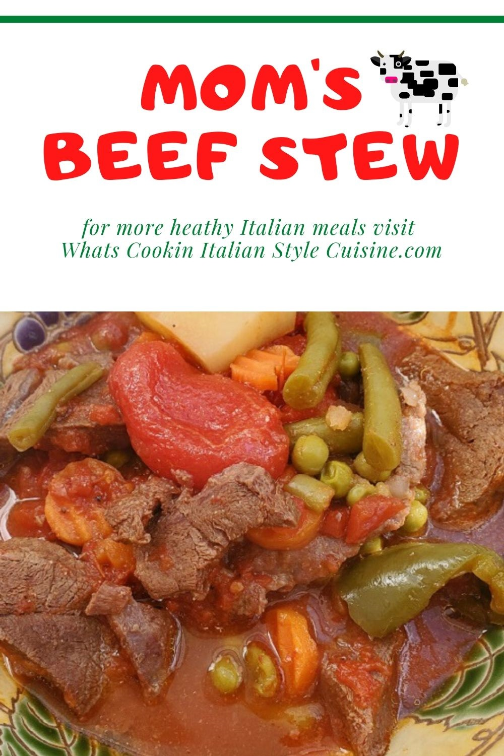 pin for later on how to make beef stew