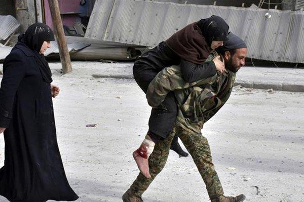 Warga Aleppo Berdoa Agar Allah Turunkan Hujan Setiap Hari, Ternyata Ini Alasannya