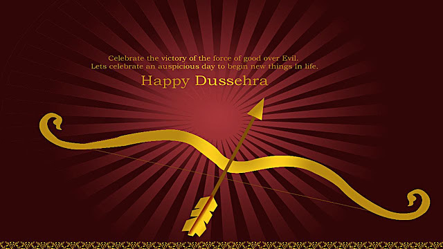 Happy Dussehra Wishes for WhatsApp