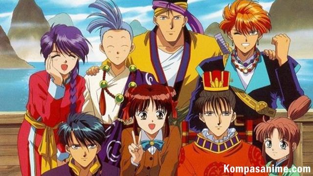 anime bertemakan kerajaan mirip akatsuki no yona