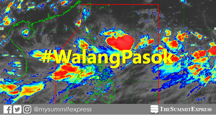 #WalangPasok: Class suspensions for Tuesday, August 6, 2019