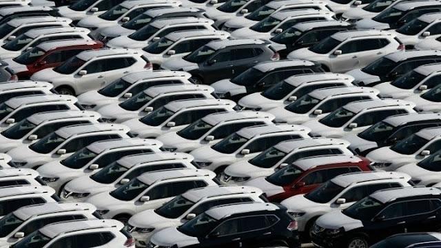 Μειώθηκε το 2020 η παραγωγή αυτοκινήτων εξαιτίας της COVID-19