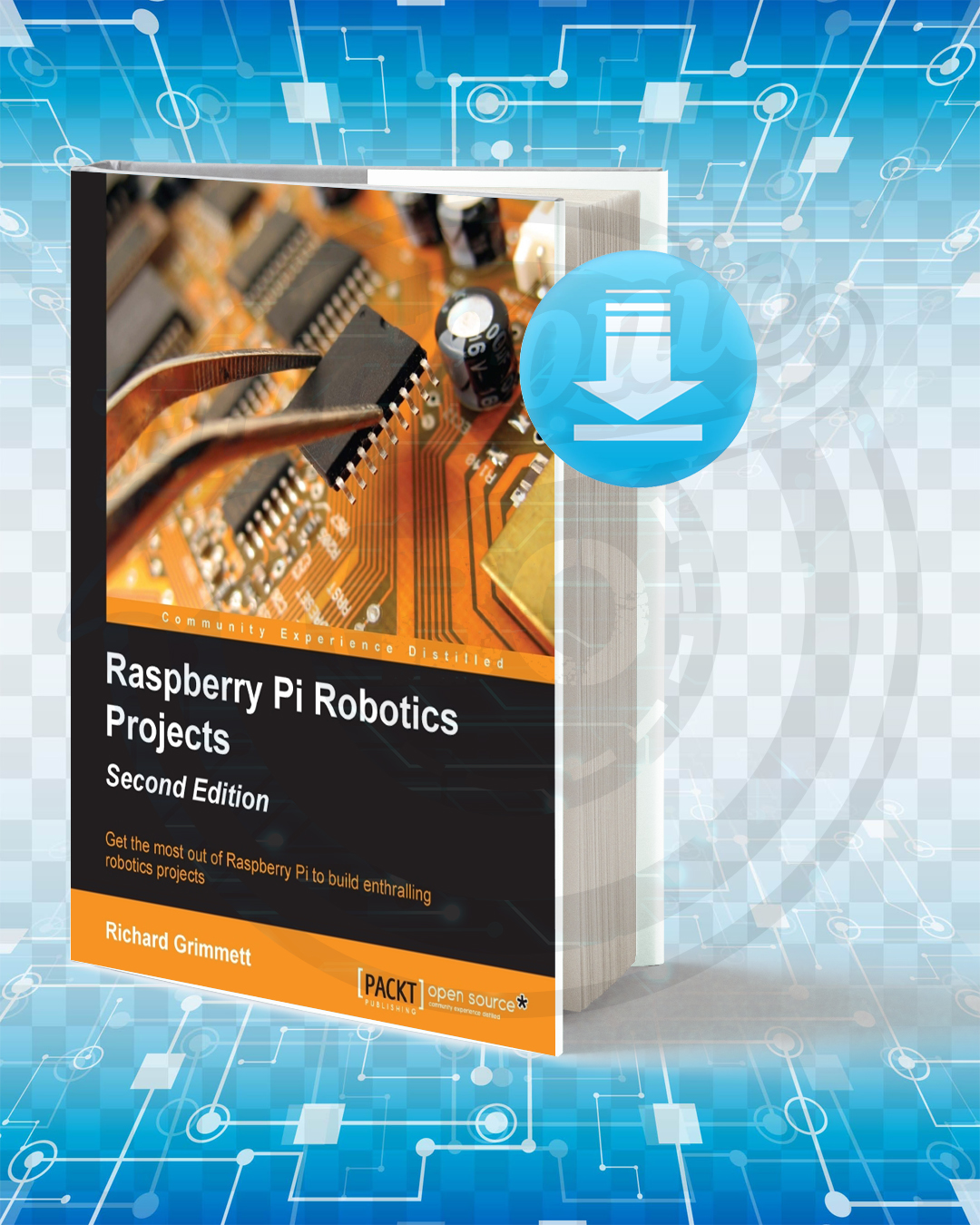 Free Book Raspberry Pi Robotics Projects pdf.