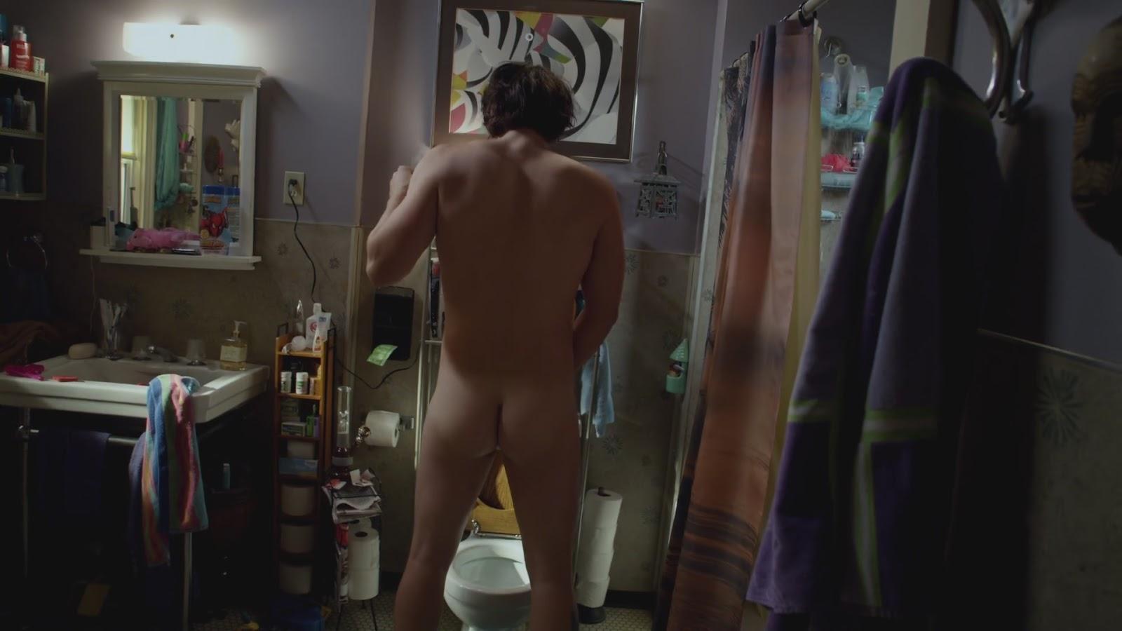 Shameless nude male