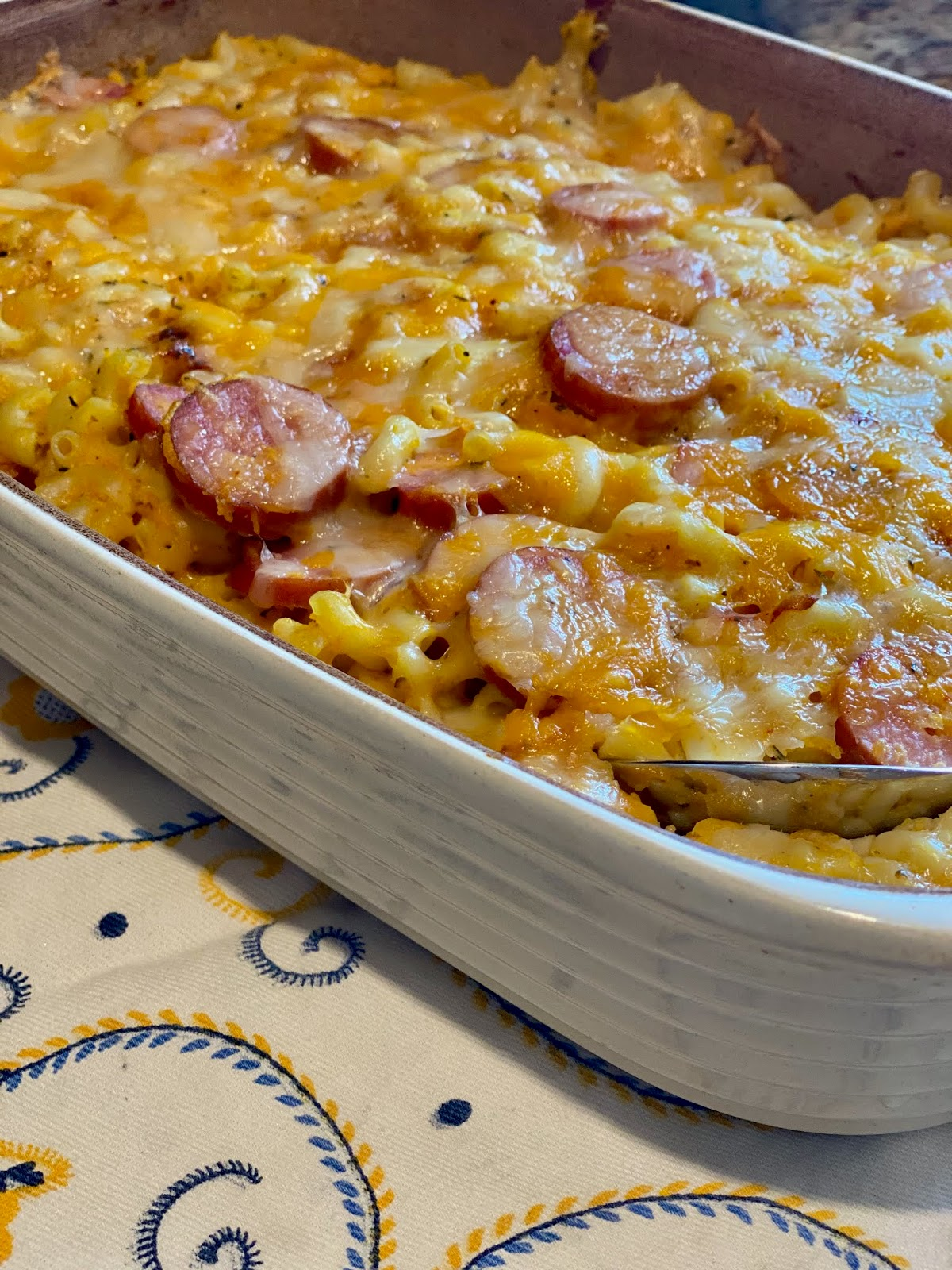 Butternut Squash Mac & Cheese