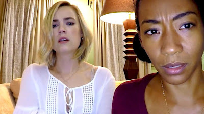 Unfriended: Dark Web 2018 movie still Betty Gabriel Rebecca Rittenhouse
