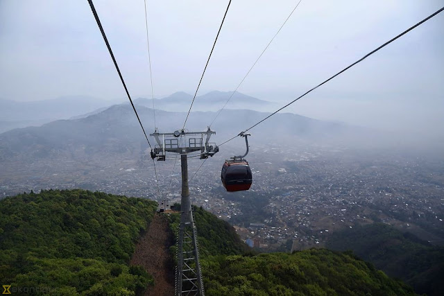 Chandragiri Cable Car a New Destination for outing in Kathmandu