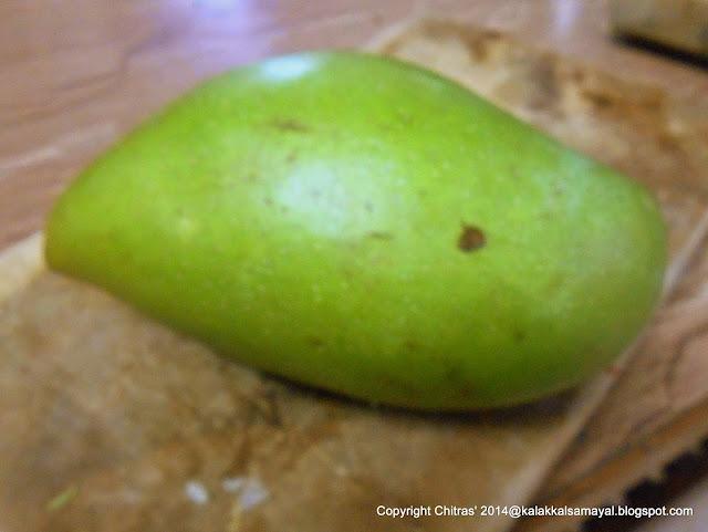Kili mookku mango