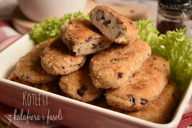 Kotlety z kalafiora i fasoli – kuchnia podkarpacka