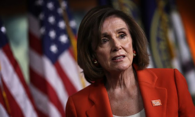 Speaker of the House Nancy Pelosi Will Run for Her 17th Term