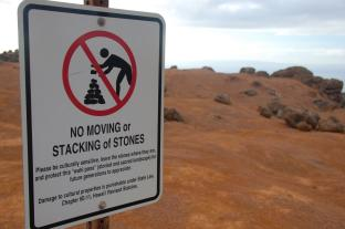 Some Parks Already Make Rock Stacking Illegal