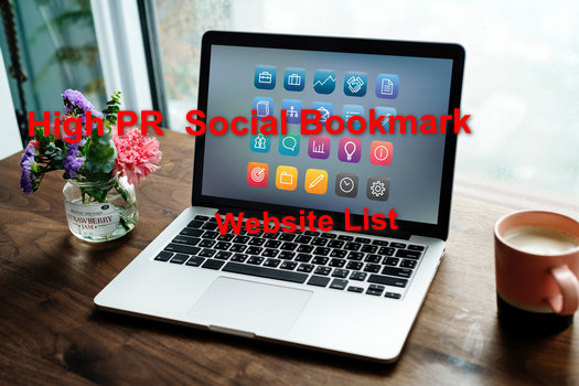 130 High PR  Social Bookmark Website List
