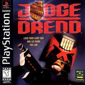 Baixar Judge Dredd (1998) PS1