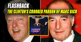 Marc Rich, FBI, Bill Clinton, Clinton foundation corrupt