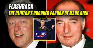 Marc Rich, FBI, Bill Clinton, Clinton foundation corrupt