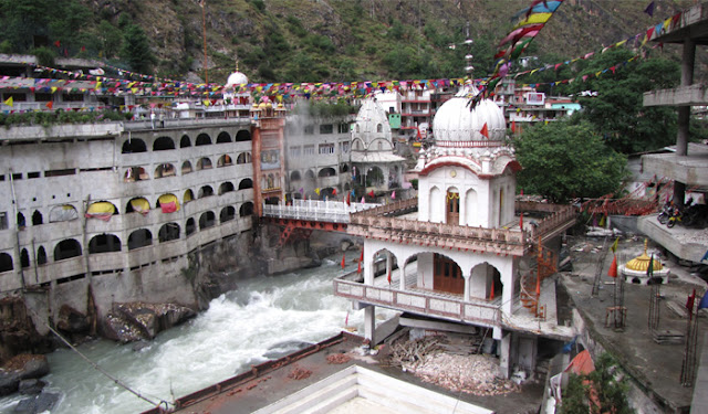 Manali Attraction - Manikaran