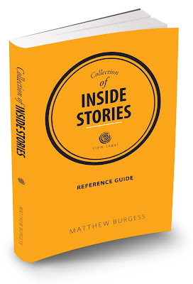 View Blog Inside Stories - latest View book release by Matthew Burgess
