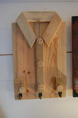 Mais de 70 ideias geniais para fazer usando madeira velha