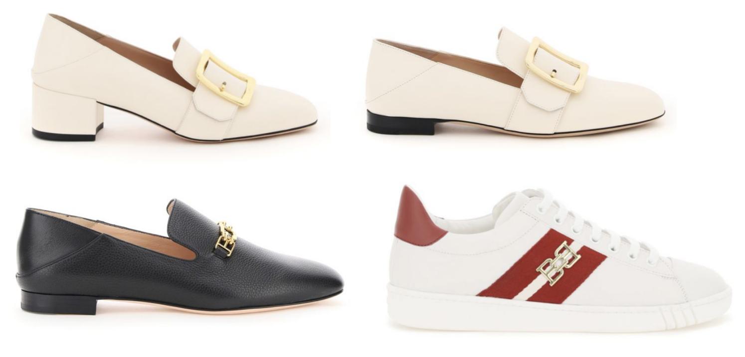 BALLY JANELLE 樂福鞋