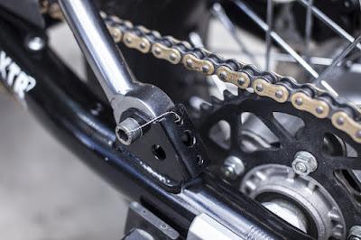 Ducati Scrambler Cantilever by XTR Pepo