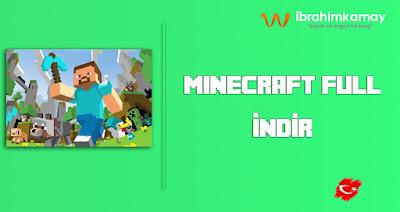 Minecraft Full İndir Türkçe Pc v1.14.4 2019