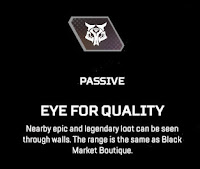 Loba Apex Legends Passive Ability