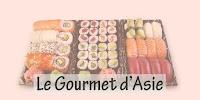 Le gourmet d'Asie