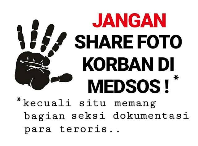 #PDL Menghimbau Tentang Foto & Video Korban