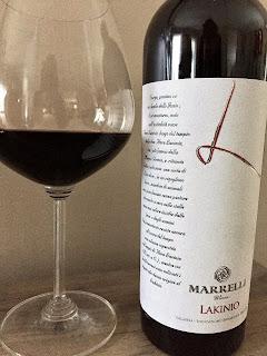 2016 Marrelli Wines Lakinio Calabria Rosso