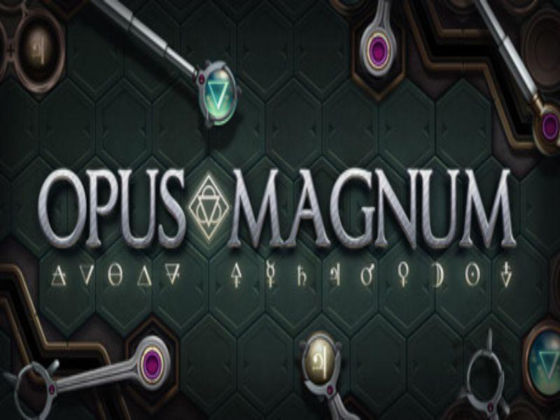 Download Opus Magnum Game PC Free