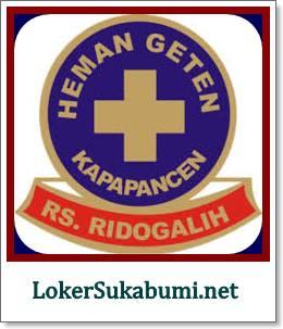 Lowongan Kerja Apoteker Rumah Sakit RIDOGALIH Sukabumi Terbaru