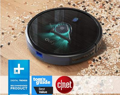 eufy RoboVaac Vacuum Cleaner